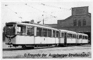 Freunde Der Augsburger Stra Enbahn Seite 2
